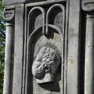 Denkmal für Berufstreue