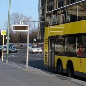 Berliner Doppeldecker Bus