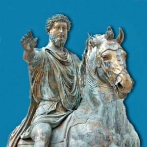 Marcus Aurelius Reiterstandbild